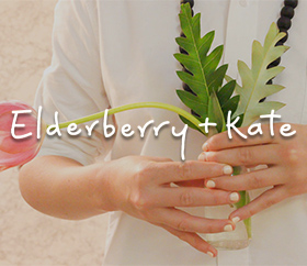 Elderberry and Kate