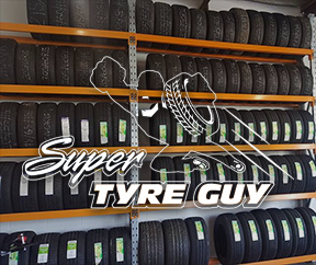 Super Tyre Guy