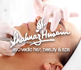 Shahnaz Husain Ayurvedic Hair Beauty and Spa
