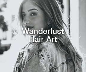 Wanderlust Hair Art